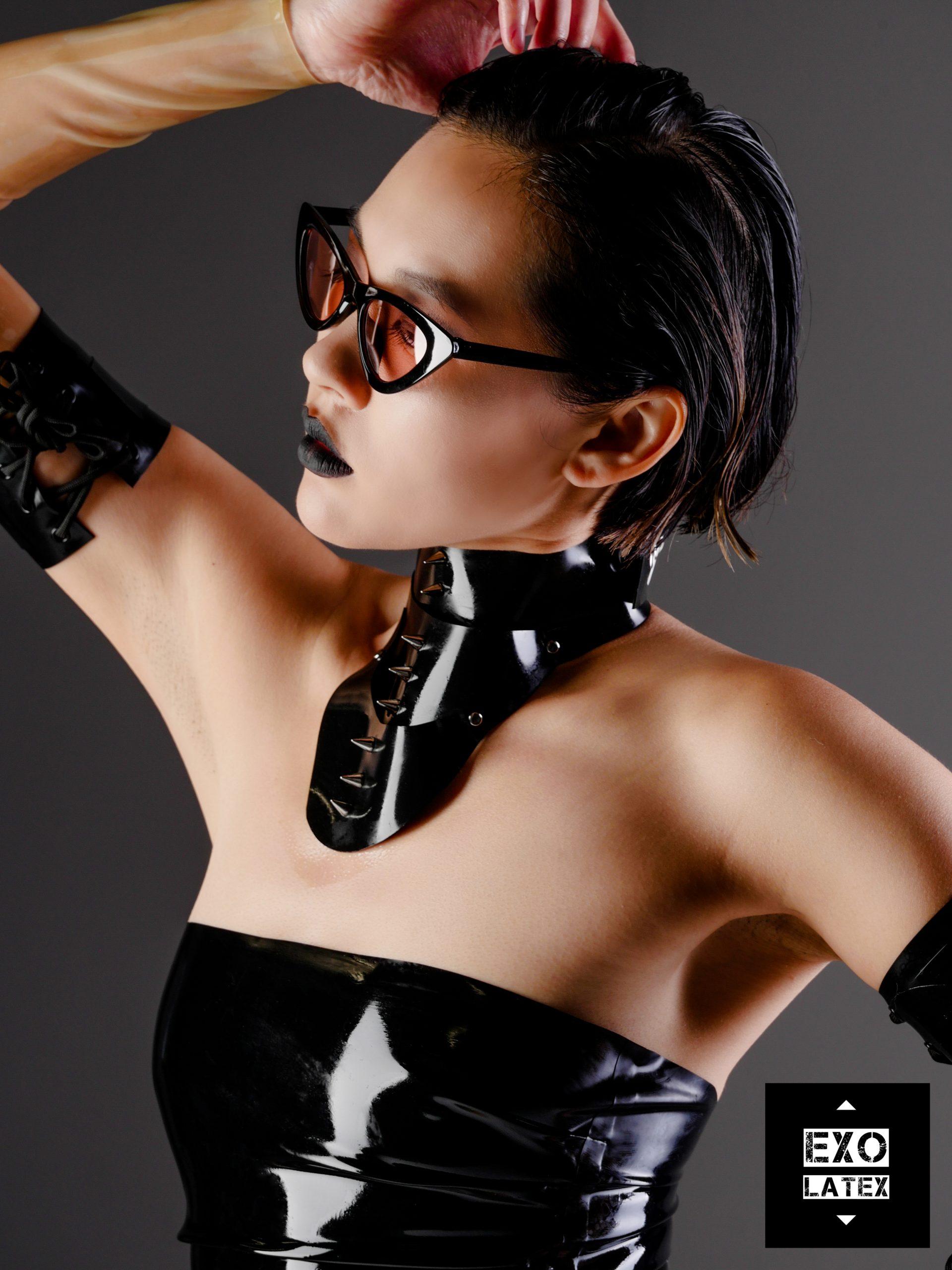 Exo Latex handmade latex rubber fashion clothing